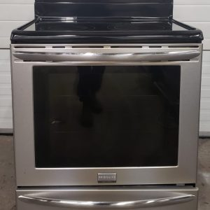 USED ELECTRICAL STOVE FRIGIDAIRE CGEF3055MED
