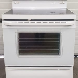 USED ELECTRICAL STOVE GE GRSR3920SM-1