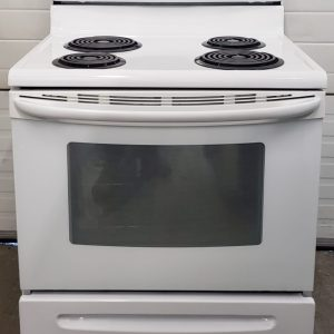 USED ELECTRICAL STOVE KENMORE C970-556322