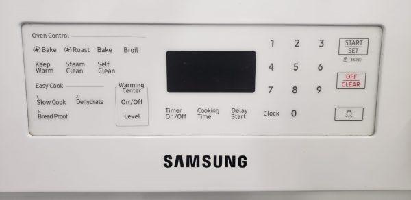 USED ELECTRICAL STOVE SAMSUNG NE59M4320SW/AC