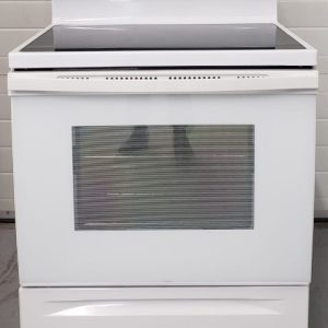 USED ELECTRICAL STOVE WHIRLPOOL YWFE330W0AW0